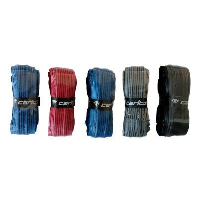 Carlton AG637C Contour Replacement Grip (pack of 5) - Assorted
