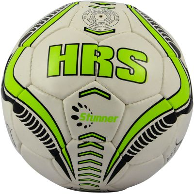 HRS Stunner Football - Green & White - 5