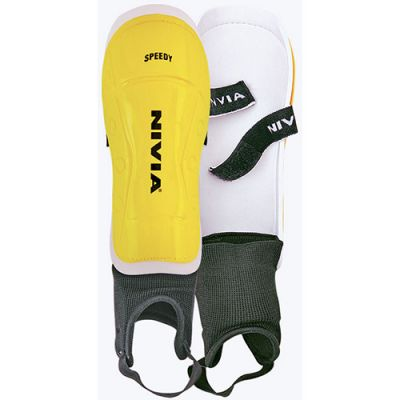 Nivia Speedy With Ankle Shin Guard - M