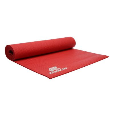 Kamachi Yoga Mat 6mm - Red
