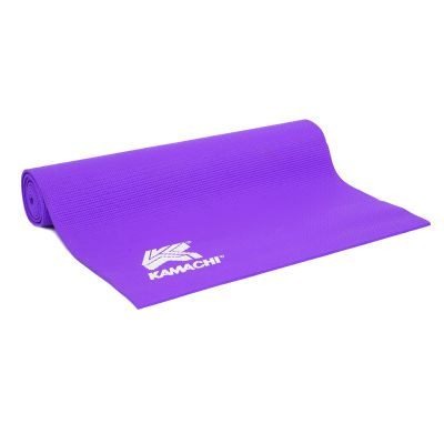 Kamachi Yoga Mat 8mm - Purple