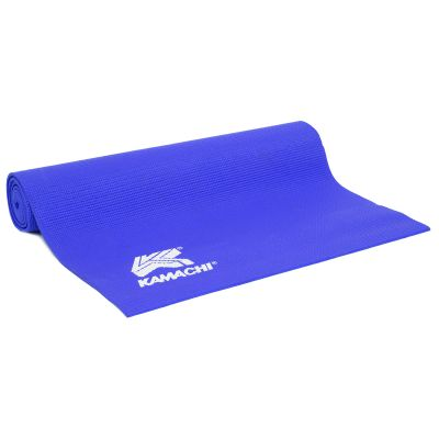 Kamachi Yoga Mat 8mm - Blue