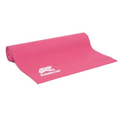Kamachi Taiwan yoga Mat 6mm - Light Pink