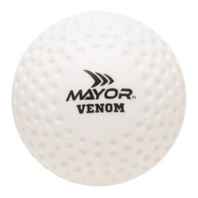 Mayor Venom Dimple Cork Hockey Ball - Assorted - Pack of 6