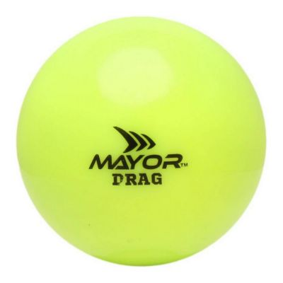 Mayor Drag Plain Hockey Ball - Assorted - Pack of 6