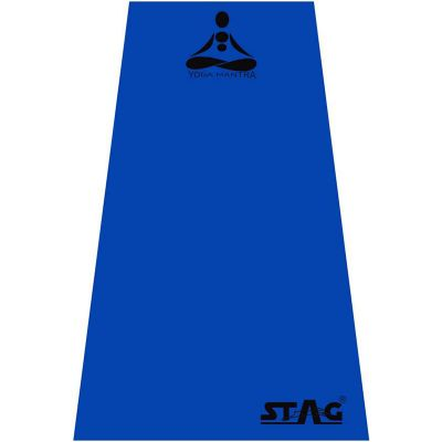Stag Mantra Yoga Mat 6 MM - Blue