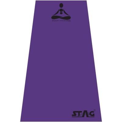 Stag Mantra Yoga Mat 8 MM - Purple