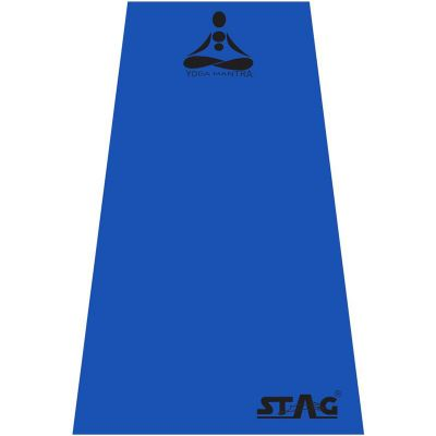 Stag Mantra Yoga Mat 4 MM - Blue