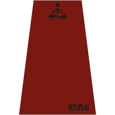 Stag Mantra Yoga Mat 4 MM - Red
